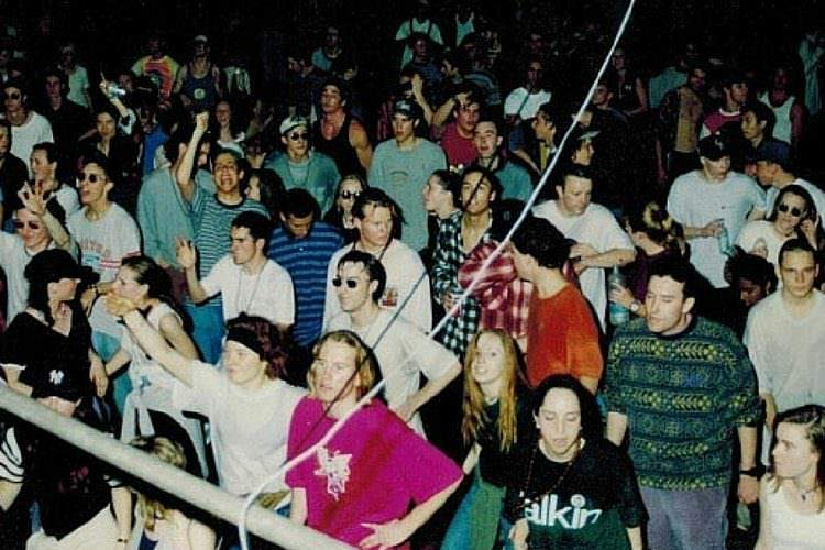Early 90's World of Rave