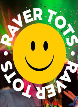 Raver Tots Christmas Bash with DJ Slipmatt at Fire London