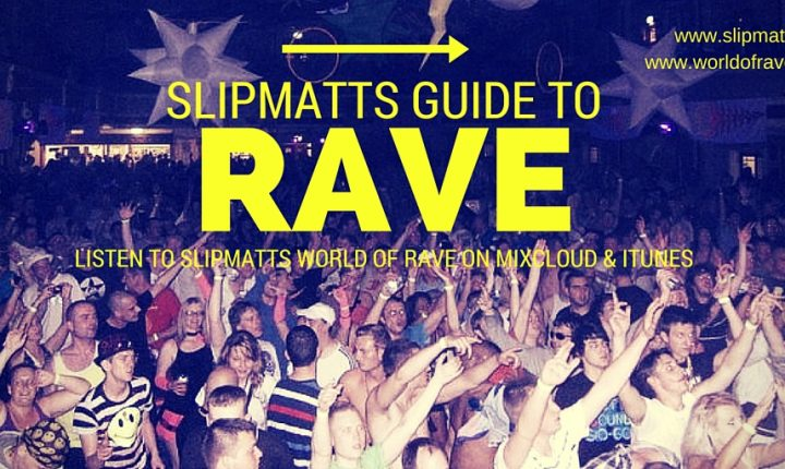 World of Rave – My gift for you to enjoy every week!