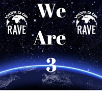 Happy Birthday World of Rave