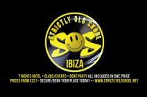 Slipmatt & Bunter – Strictly Old Skool Ibiza 2014