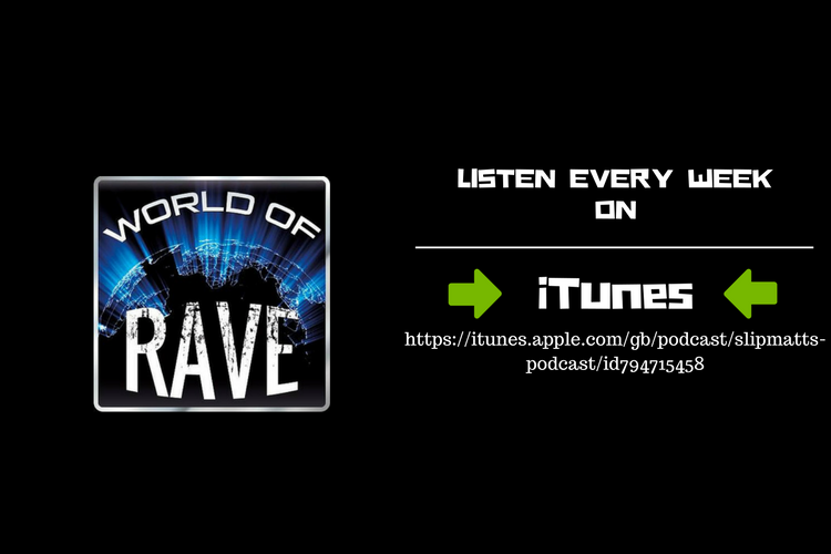 World of Rave // iTunes