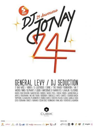 24º Aniversario Dj Jonay